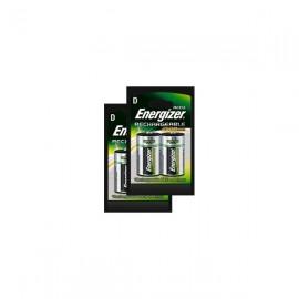 Pack de 4 piles C rechargeables