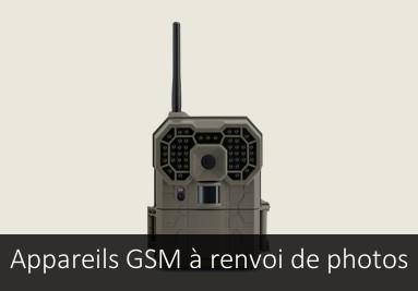 Appareils GSM à renvoi de photos