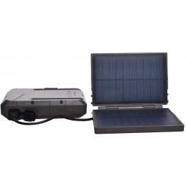 Panneau Solaire et batterie externe combinés BOLYGUARD