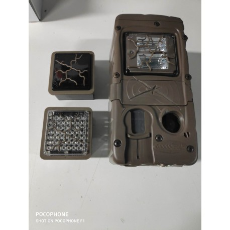CUDDEBACK C1 X-CHANGE COLORS Flash