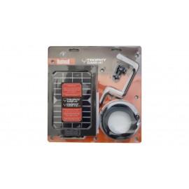 Panneau solaire Bushnell pour les modèles Trophy Cam Wireless et autres modèles