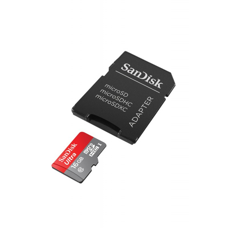 sandisk ultra ii carte micro sd avec adaptateur sd. Black Bedroom Furniture Sets. Home Design Ideas